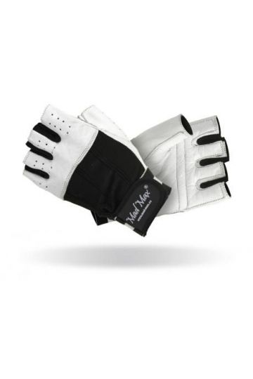 MadMax Classic Handschuhe - Weiß