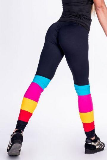NEBBIA Rainbow Leggings 278