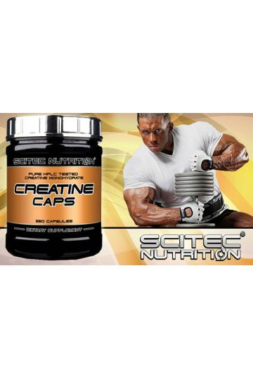 Kreatín Scitec Nutrition CREATINE CAPS