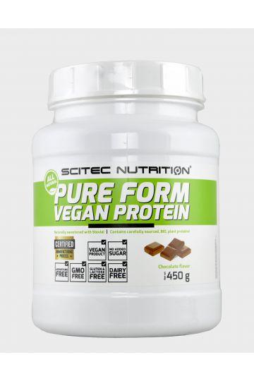 SCITEC NUTRITION Pure Form Vegan Protein