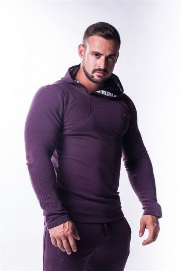 NEBBIA AW Asymetrical Pullover 721