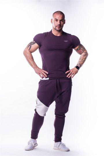 NEBBIA Muscle Back tričko 728