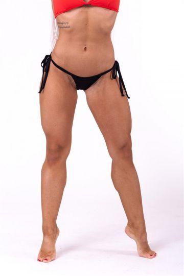 Nebbia Šněrovací scrunchies butt bikini 673