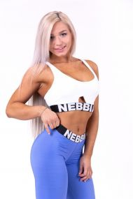 Nebbia Dámska Athletic Cut Out športová podprsenka 695