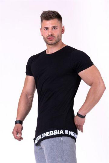 Nebbia T-Shirt Be rebel 140