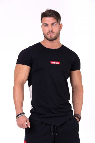 Nebbia T-Shirt Red Label V-typical 142