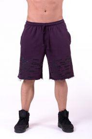 Nebbia Raw Hem Street šortky 151