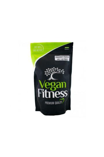 Vegan Fitness100% Raw hrachový protein