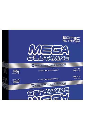 Scitec nutrition MEGA GLUTAMINE