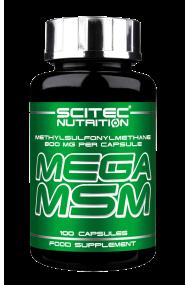 Scitec Nutrition Mega MSM 100 Kapseln