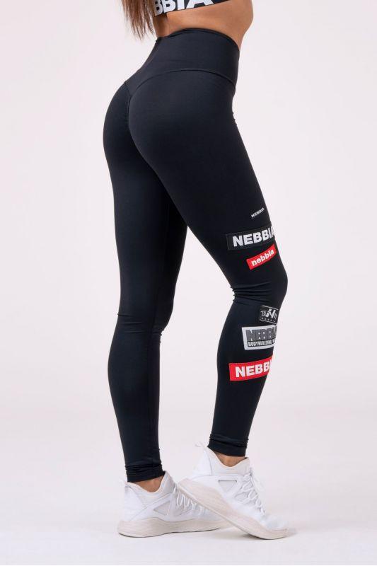 Nebbia Dámske Legíny High Waist Labels
