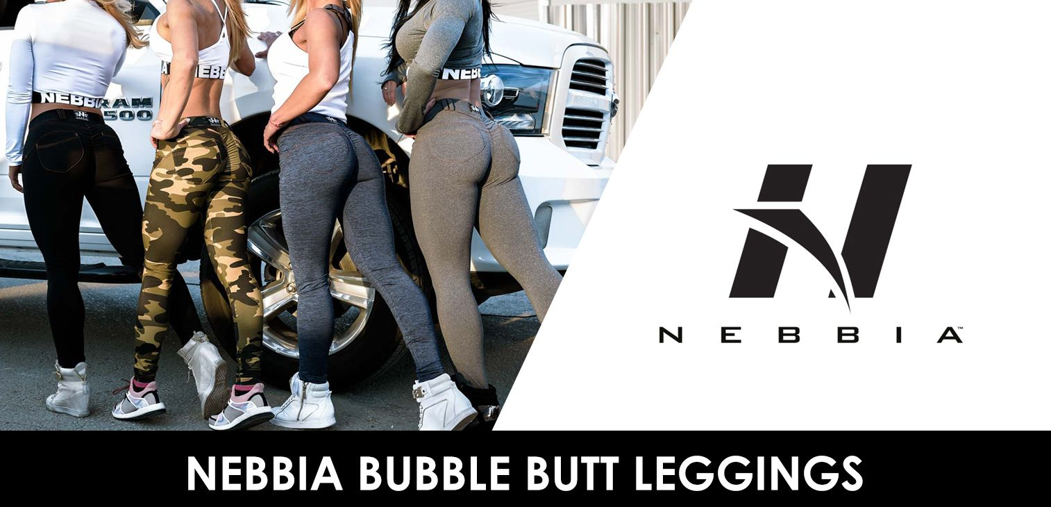 Nebbia Bubble Butt legíny
